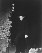This is an image of 174314 Orson Welles Photograph & Poster
