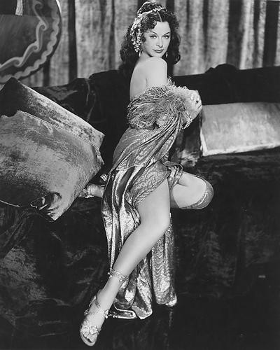This is an image of 174499 Hedy Lamarr Photograph & Poster