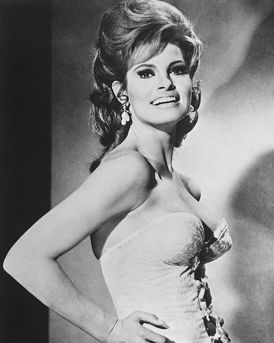 This is an image of 174563 Raquel Welch Photograph & Poster