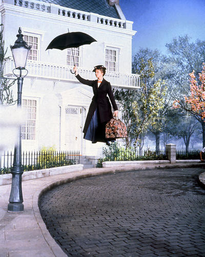 This is an image of 261081 Julie Andrews Photograph & Poster