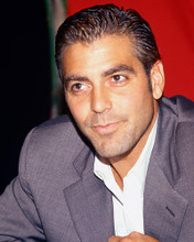 This is an image of 261137 George Clooney Photograph & Poster