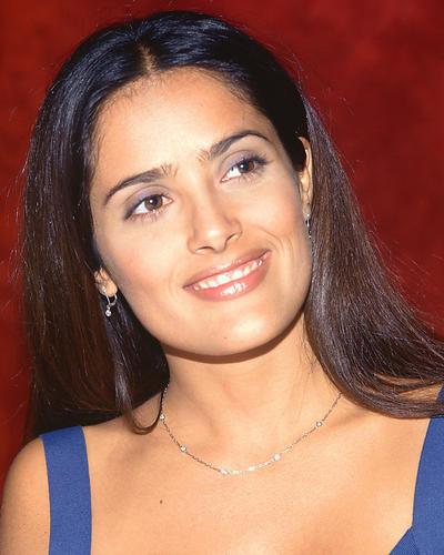 This is an image of 261227 Salma Hayek Photograph & Poster