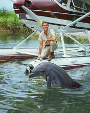 This is an image of 261530 Flipper Photograph & Poster