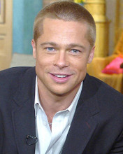 This is an image of 261586 Brad Pitt Photograph & Poster