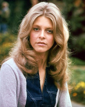 This is an image of 261632 Lindsay Wagner Photograph & Poster