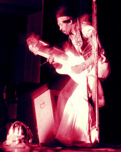 This is an image of 261980 Jimi Hendrix Photograph & Poster