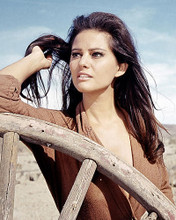 This is an image of 257015 Claudia Cardinale Photograph & Poster