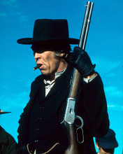 This is an image of 257060 James Coburn Photograph & Poster