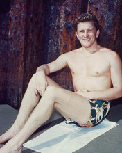 This is an image of 257560 Kirk Douglas Photograph & Poster