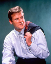 This is an image of 257668 Roger Moore Photograph & Poster