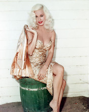 This is an image of 257724 Mamie Van Doren Photograph & Poster