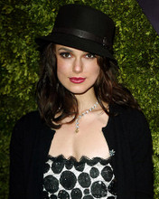 This is an image of 257931 Keira Knightley Photograph & Poster