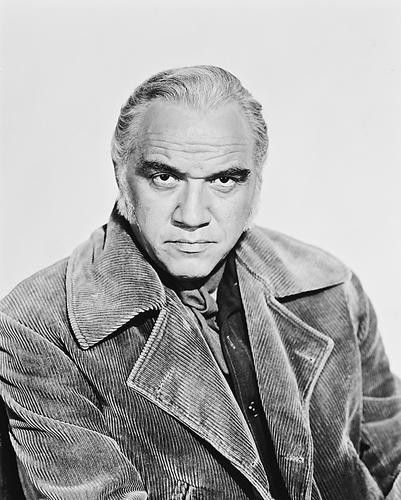 This is an image of 170804 Lorne Greene Photograph & Poster