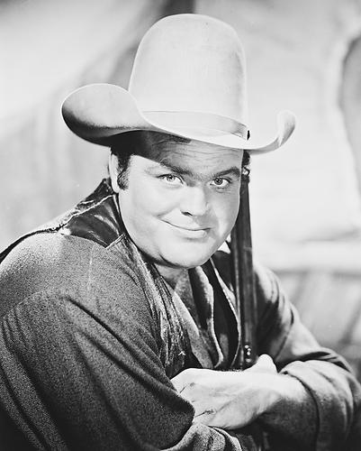 This is an image of 170935 Dan Blocker Photograph & Poster