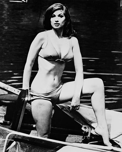 This is an image of 171577 Valerie Leon Photograph & Poster