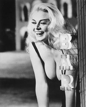 This is an image of 173434 Anita Ekberg Photograph & Poster