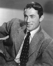 This is an image of 173506 Gregory Peck Photograph & Poster