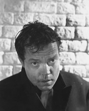 This is an image of 173532 Orson Welles Photograph & Poster