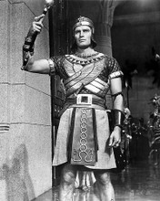 This is an image of 173559 Charlton Heston Photograph & Poster