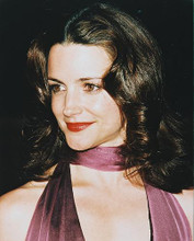 This is an image of 246866 Kristin Davis Photograph & Poster