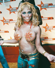 This is an image of 247825 Lil' Kim Photograph & Poster