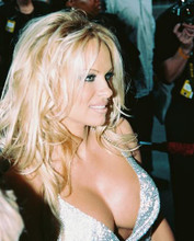 This is an image of 250519 Pamela Anderson Photograph & Poster