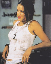 This is an image of 251306 Michelle Rodriguez Photograph & Poster