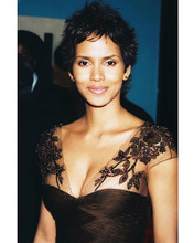 This is an image of 251416 Halle Berry Photograph & Poster