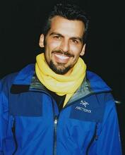 This is an image of 251430 Oded Fehr Photograph & Poster