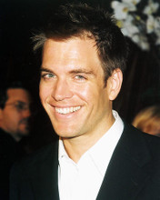 This is an image of 251470 Michael Weatherly Photograph & Poster