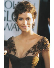 This is an image of 251523 Halle Berry Photograph & Poster