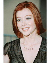 This is an image of 251620 Alyson Hannigan Photograph & Poster