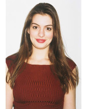 This is an image of 251626 Anne Hathaway Photograph & Poster