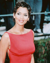 This is an image of 251855 Halle Berry Photograph & Poster