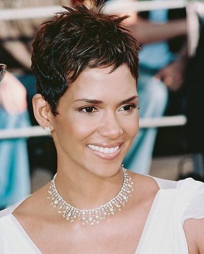 This is an image of 252285 Halle Berry Photograph & Poster