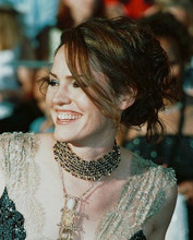 This is an image of 252393 Jorja Fox Photograph & Poster