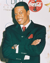This is an image of 252610 Chris Tucker Photograph & Poster