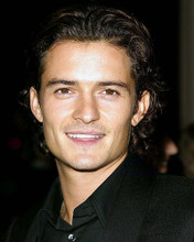 This is an image of 257775 Orlando Bloom Photograph & Poster