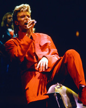 This is an image of 257783 David Bowie Photograph & Poster