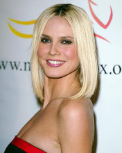 This is an image of 257929 Heidi Klum Photograph & Poster