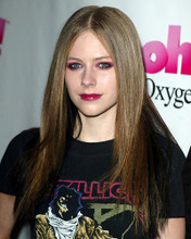 This is an image of 257945 Avril Lavigne Photograph & Poster