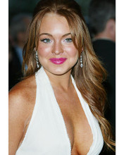 This is an image of 262287 Lindsay Lohan Photograph & Poster