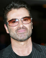 This is an image of 262322 George Michael Photograph & Poster