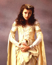 This is an image of 262399 Mia Sara Photograph & Poster