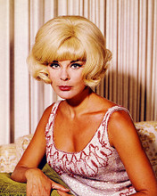 This is an image of 262425 Elke Sommer Photograph & Poster