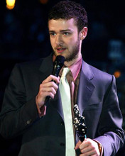 This is an image of 262464 Justin Timberlake Photograph & Poster