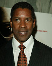This is an image of 262477 Denzel Washington Photograph & Poster