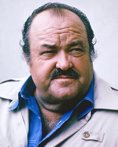 This is an image of 262723 William Conrad Photograph & Poster