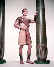 This is an image of 262778 Charlton Heston Photograph & Poster