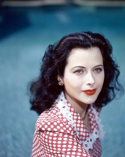 This is an image of 262797 Hedy Lamarr Photograph & Poster